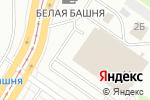 Схема проезда до компании Мегамарт в Екатеринбурге