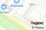 Схема проезда до компании Технодисконт в Екатеринбурге