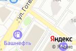 Схема проезда до компании Оберон в Екатеринбурге