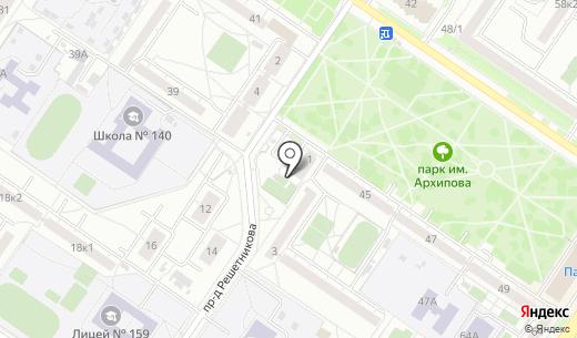 Планета счастья. Схема проезда в Екатеринбурге