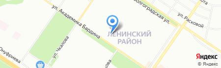 Хороший Ломбард на карте Екатеринбурга