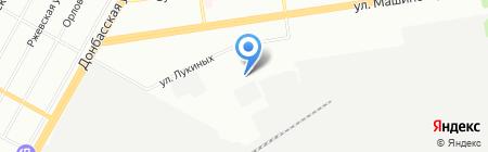 Premium Paint на карте Екатеринбурга