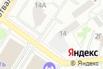 Схема проезда до компании Амазонка в Екатеринбурге