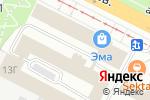 Схема проезда до компании РОСИ в Екатеринбурге