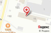 Схема проезда до компании Урал-Универсал в Серове