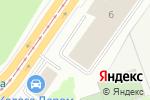 Схема проезда до компании Клуб карате киокусинкай в Екатеринбурге