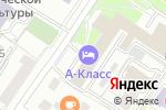 Схема проезда до компании Любимое Дело в Екатеринбурге