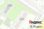 Схема проезда до компании БурМастер-Урал в Екатеринбурге