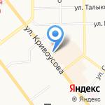 Магазин промышленных товаров на карте Верхней Пышмы