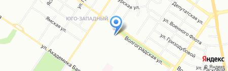 Современные системы коммуникаций на карте Екатеринбурга
