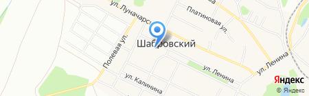 Средняя общеобразовательная школа №137 на карте Екатеринбурга