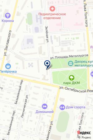 СТРАХОВАЯ КОМПАНИЯ СОГЛАСИЕ (АГЕНТСТВО) на карте Серова