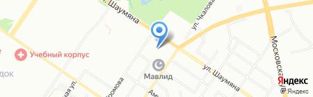 СВК-Технологии на карте Екатеринбурга