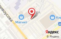 Схема проезда до компании OZON.ru в Верхней Пышме