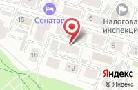 Схема проезда до компании Научно-Производственное Предприятие Инвенто в Екатеринбурге