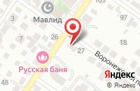 Схема проезда до компании Авторизованный сервисный центр ПРОФИ в Жуковском
