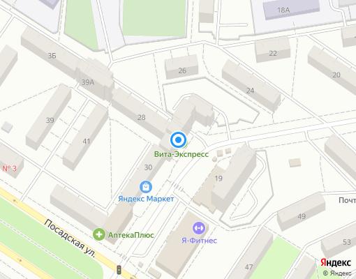 Товарищество собственников жилья «П.Тольятти 28» на карте Екатеринбурга