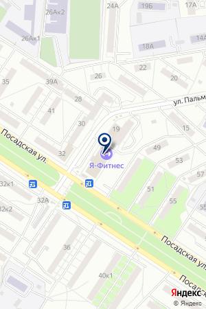 Салон ортопедических матрасов Орматек на карте Екатеринбурга