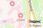 Схема проезда до компании Уральский НИИ охраны материнства и младенчества в Екатеринбурге