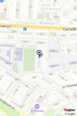 ТУРИСТИЧЕСКАЯ КОМПАНИЯ РОДЕЯ ПЛЮС на карте Екатеринбурга