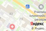 Схема проезда до компании Дирекция инженерных изысканий в Екатеринбурге