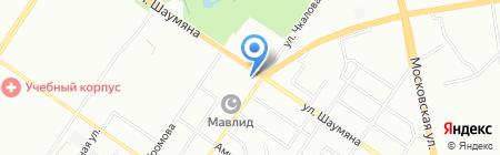СвязьЭнергоСити на карте Екатеринбурга
