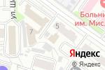 Схема проезда до компании Стратегия НК в Екатеринбурге