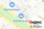Схема проезда до компании Автомойка в Екатеринбурге