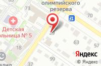 Схема проезда до компании Регион-союз в Жуковском