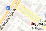 Схема проезда до компании Бенгард в Екатеринбурге
