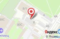 Схема проезда до компании Инвестком в Екатеринбурге