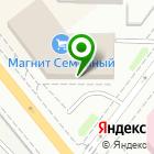 Местоположение компании Минимарт