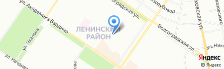 Детский трикотаж на карте Екатеринбурга