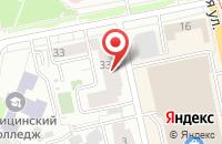 Схема проезда до компании ЭСТИ ЛАЙН ТиТ в Екатеринбурге