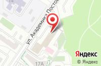 Схема проезда до компании Токмас-Пресс в Екатеринбурге