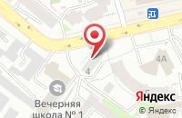 Схема проезда до компании Система в Екатеринбурге