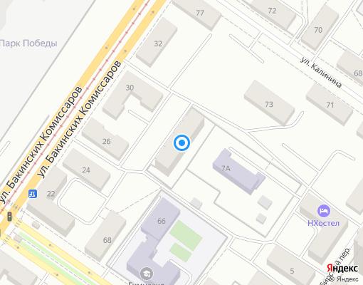 Товарищество собственников жилья «Товарищество собственник жилья № 60» на карте Екатеринбурга