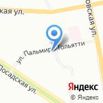 Fresh-Студия на карте Екатеринбурга