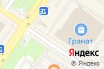Схема проезда до компании si Bambini в Екатеринбурге