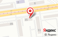 Схема проезда до компании Техноснаб в Екатеринбурге
