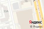 Схема проезда до компании Extreme fitness athletics в Екатеринбурге