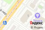 Схема проезда до компании Николай-Ингео в Екатеринбурге