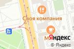 Схема проезда до компании Элит в Екатеринбурге