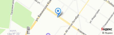 СвязьЭлектро на карте Екатеринбурга
