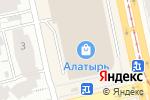 Схема проезда до компании Оптиктория в Екатеринбурге