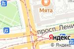 Схема проезда до компании 5Bar & Kitchen в Екатеринбурге