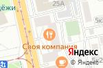 Схема проезда до компании Матяж Арт Хаус в Екатеринбурге