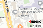 Схема проезда до компании Школа им. П.П. Хожателева в Екатеринбурге
