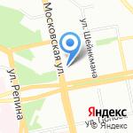 Vенеция-Spa на карте Екатеринбурга