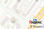 Схема проезда до компании Фототех-Урал в Екатеринбурге